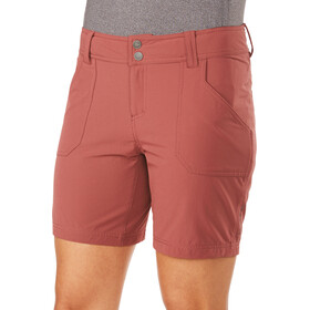 Dakine Melody fietsbroek kort Dames, burnt rose